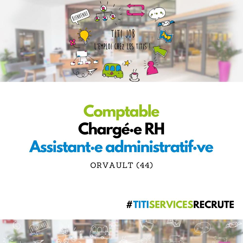 Titi Services recrute